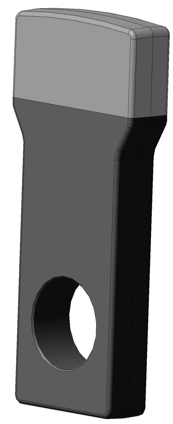 Молоток для дробления клинкера 30,3 Дробилка KSG