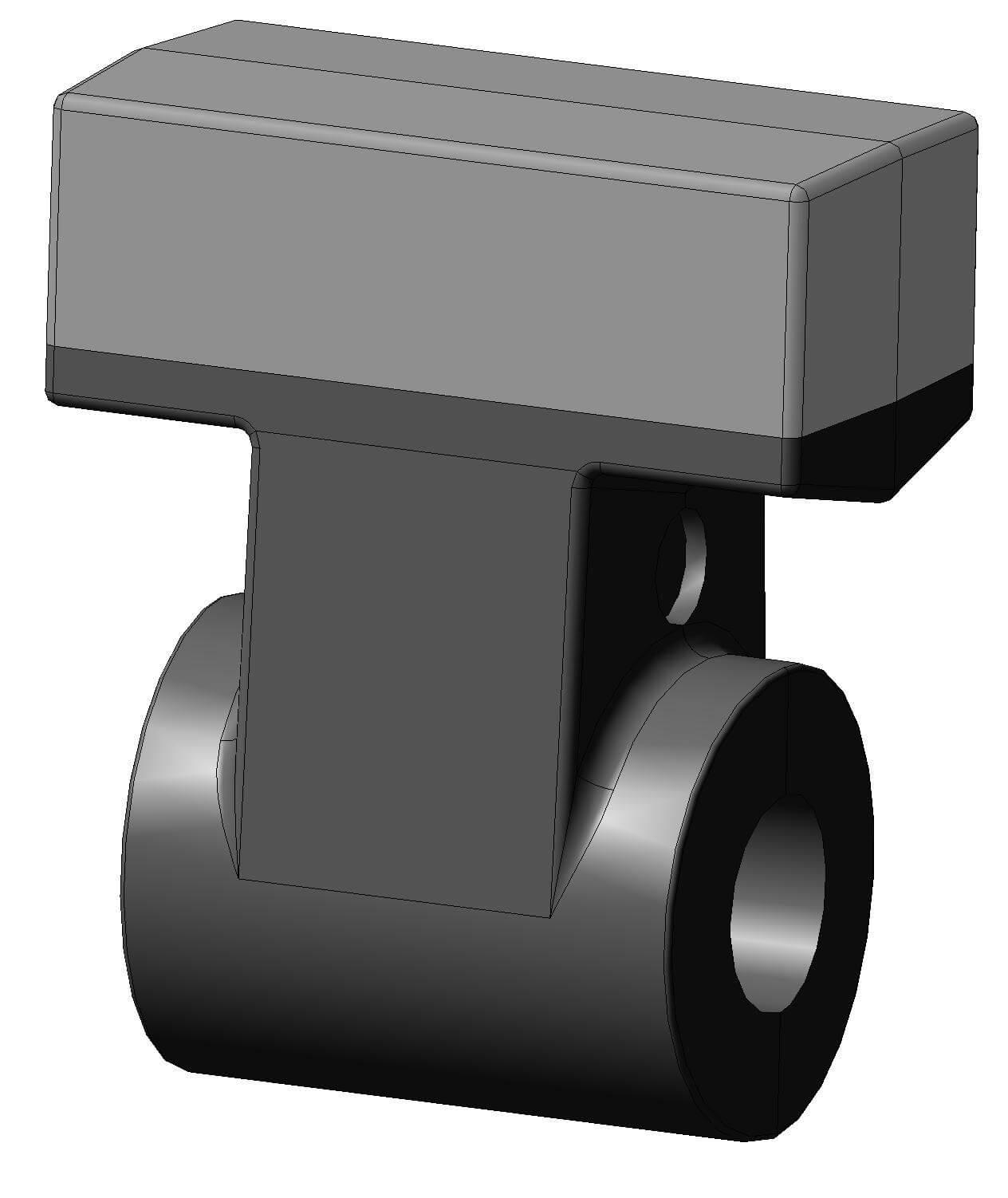 Молоток для клинкерной дробилки 70 Дробилка KHD КВ 1500х4200