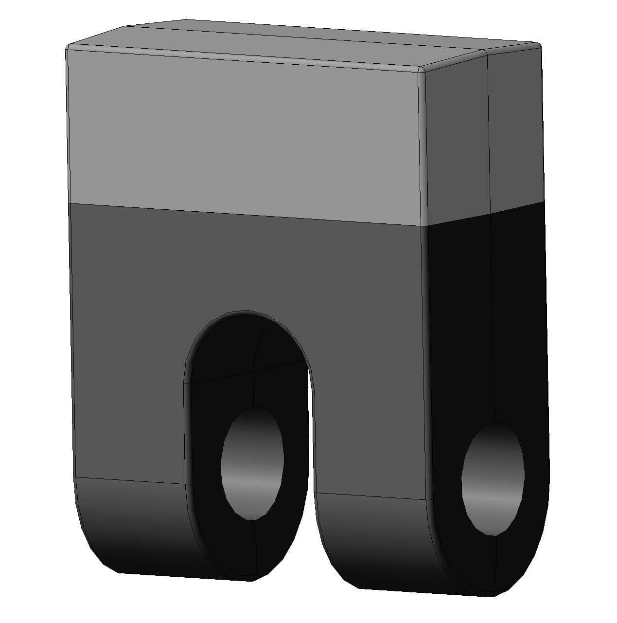Молоток для клинкерной дробилки 51,5 кг. Дробилка KHD КВ 1300х3000