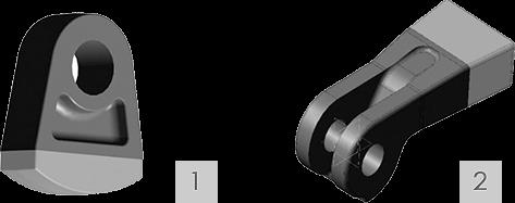 Бимметаллические литые изделия