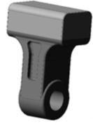 Молоток для клинкерной дробилки 37 кг. Дробилка Дробилка холодильника Волга 75