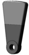 Молоток для сырьевой дробилки