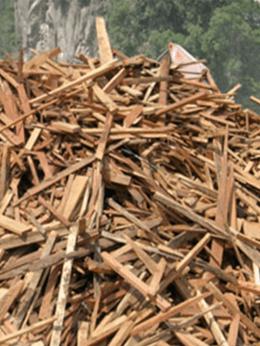 Отходы древесины