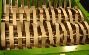 Шредерная установка