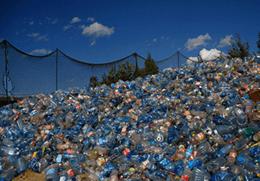 Сортированный бытовой мусор