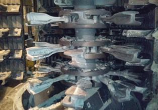 Вертикальные молотковые дробилки
